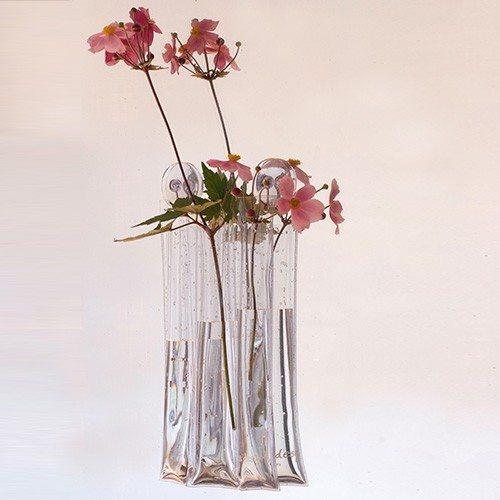 Ophangbaar bloemenvaasje