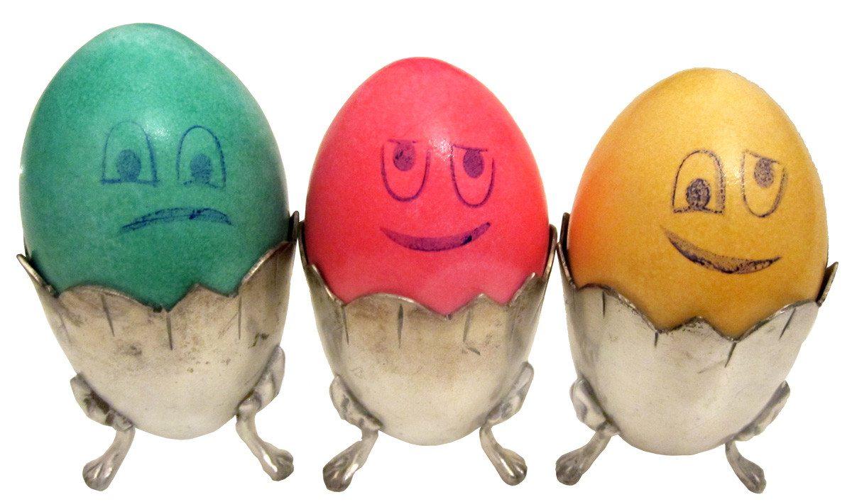 OVO - Eierstempel