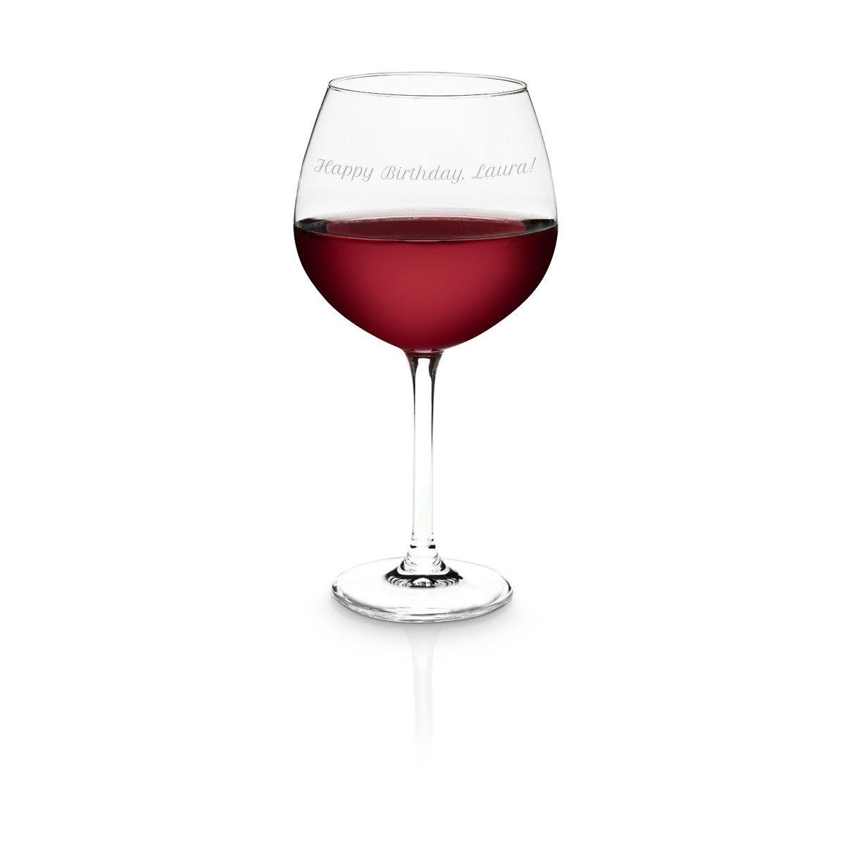 Personalisierbarer Rotweinkelch von Schott Zwiesel