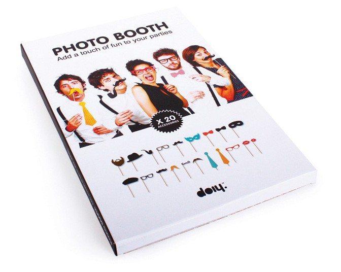 Photo Booth – rekwisieten voor foto's
