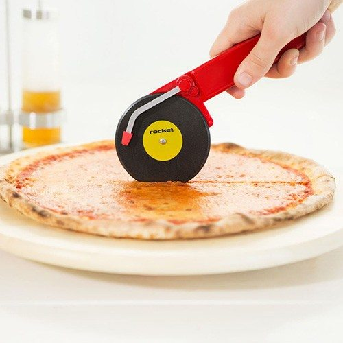 Pizzasnijder ''turntable''