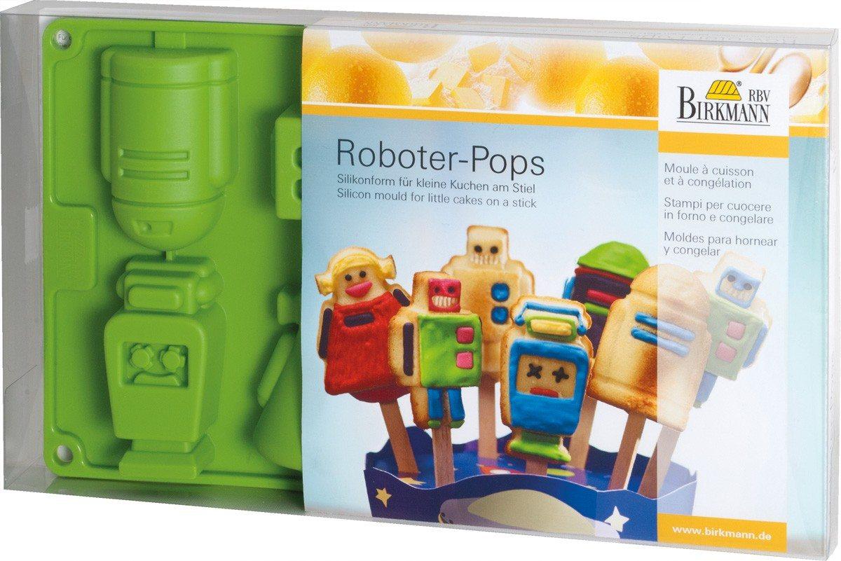 RoboPops - cakepops