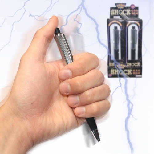 Shocking pen