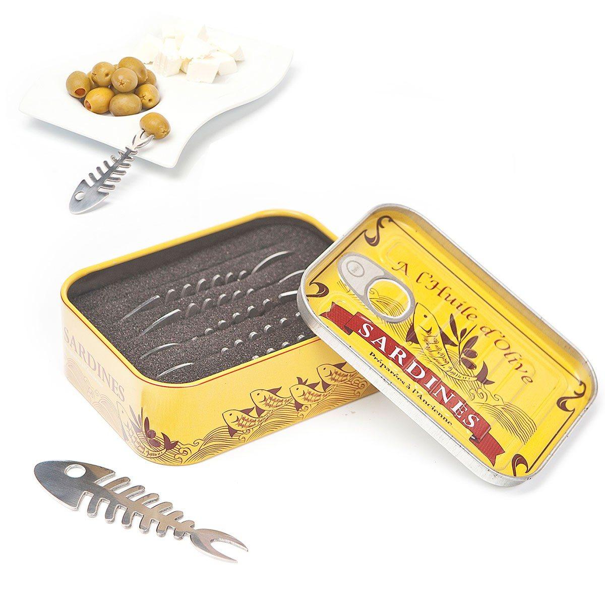 Snackprikker Sardines