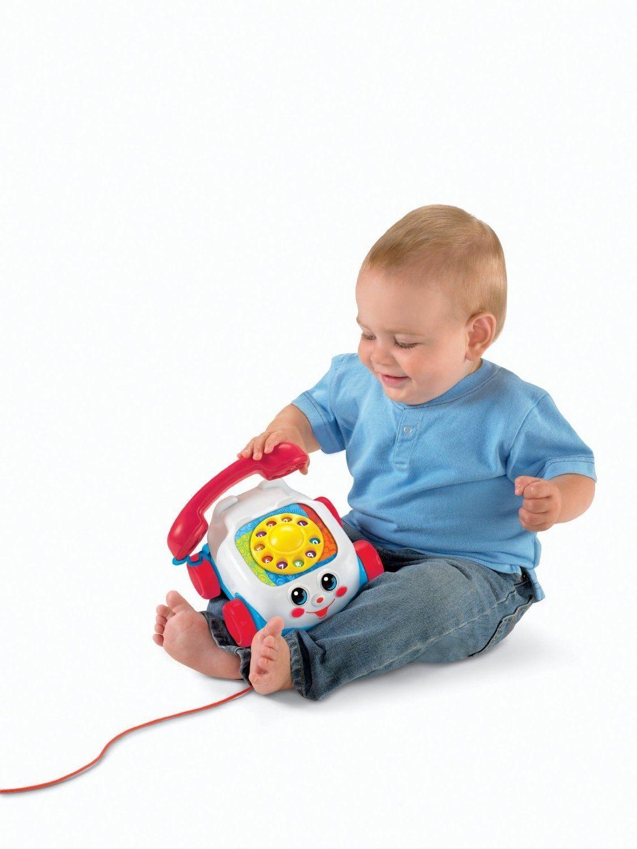 Speelgoedtelefoon