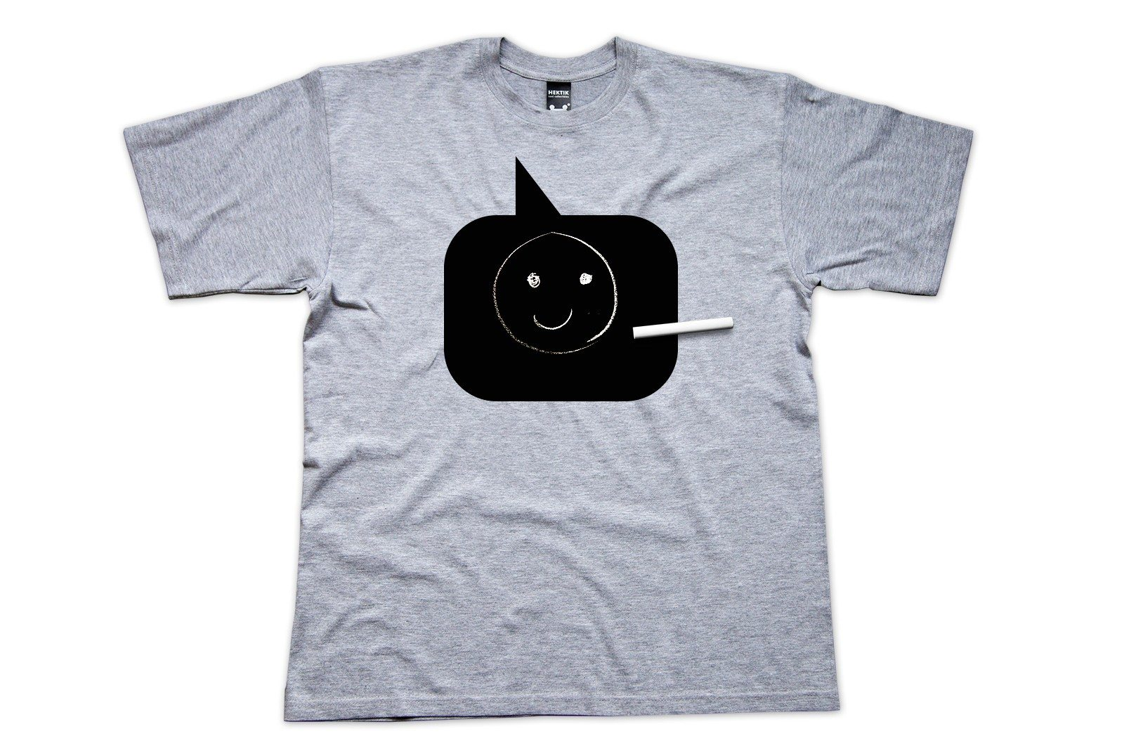 Spreekballon T-shirt voor mannen