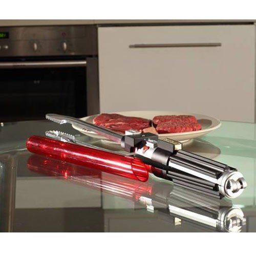 Star Wars: grilltang met geluid