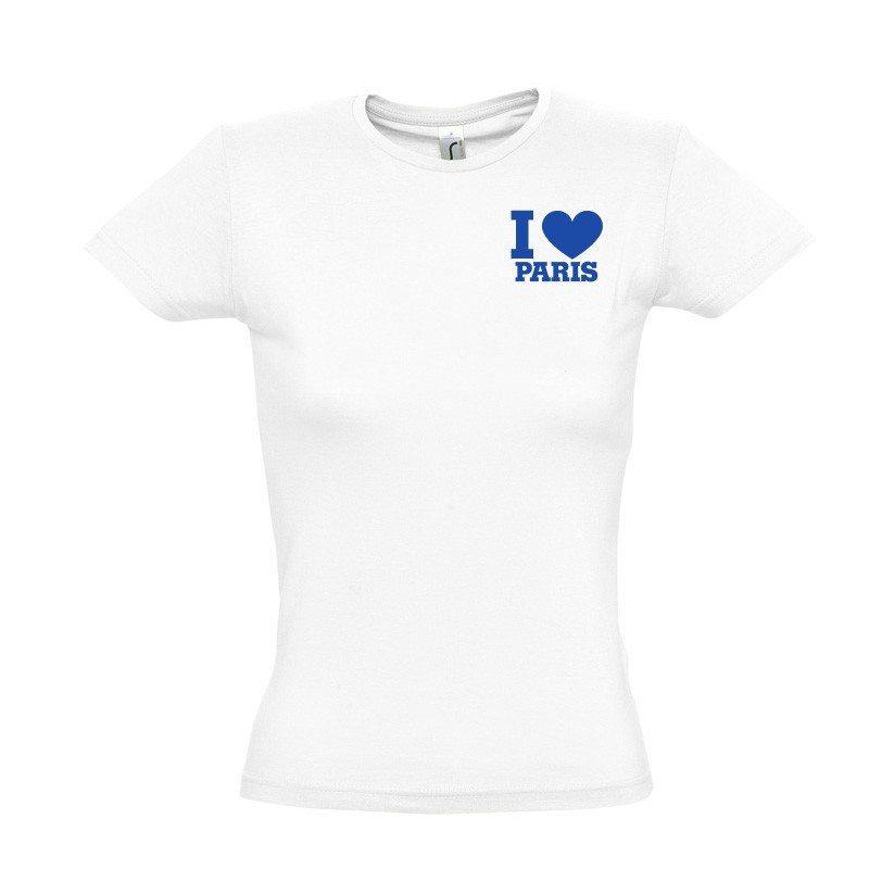 """T-Shirt """"I love"""""""