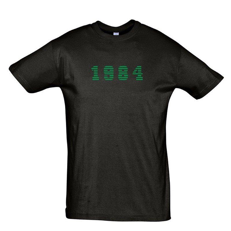 "T-shirt ""Jaartal"""