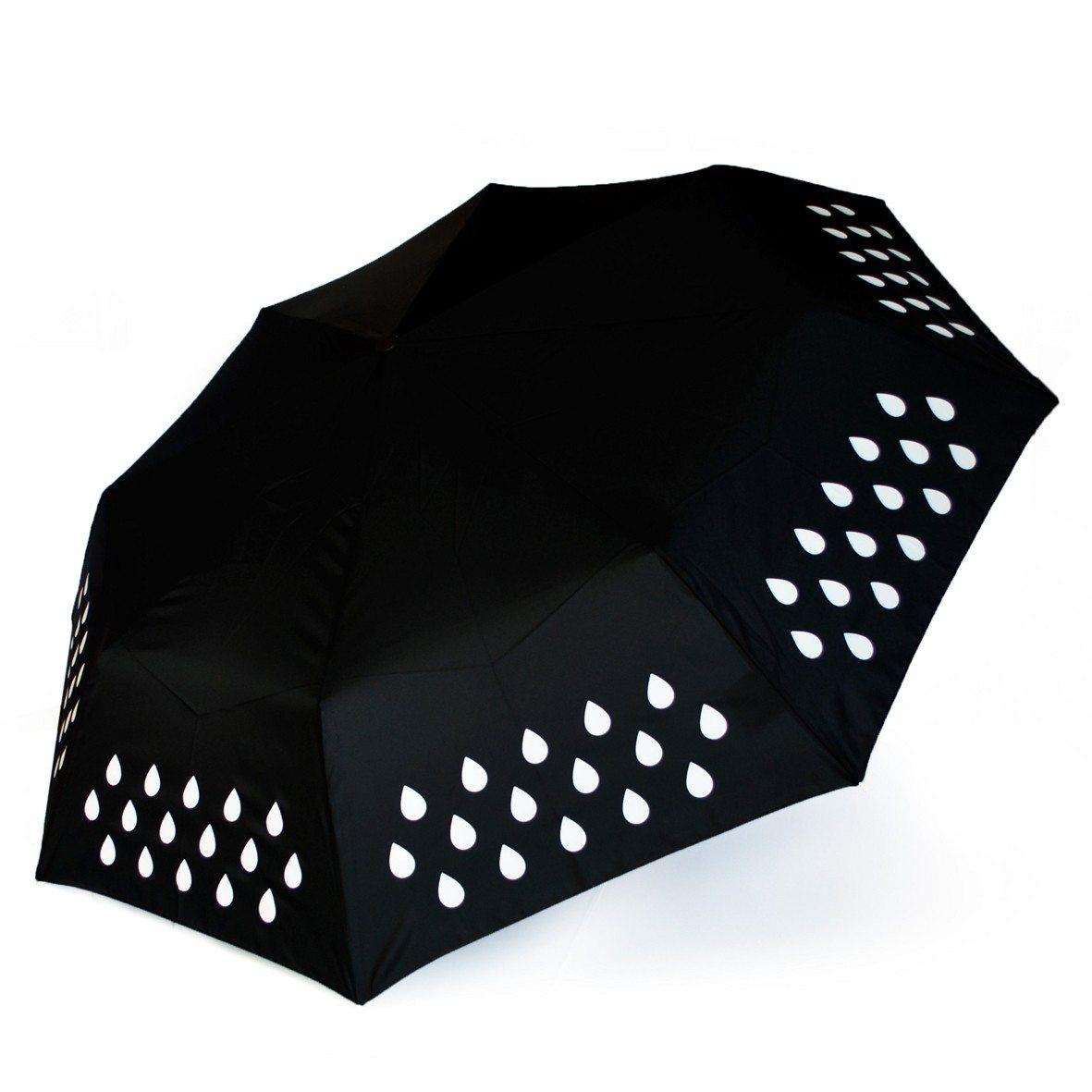 Van kleur wisselende paraplu