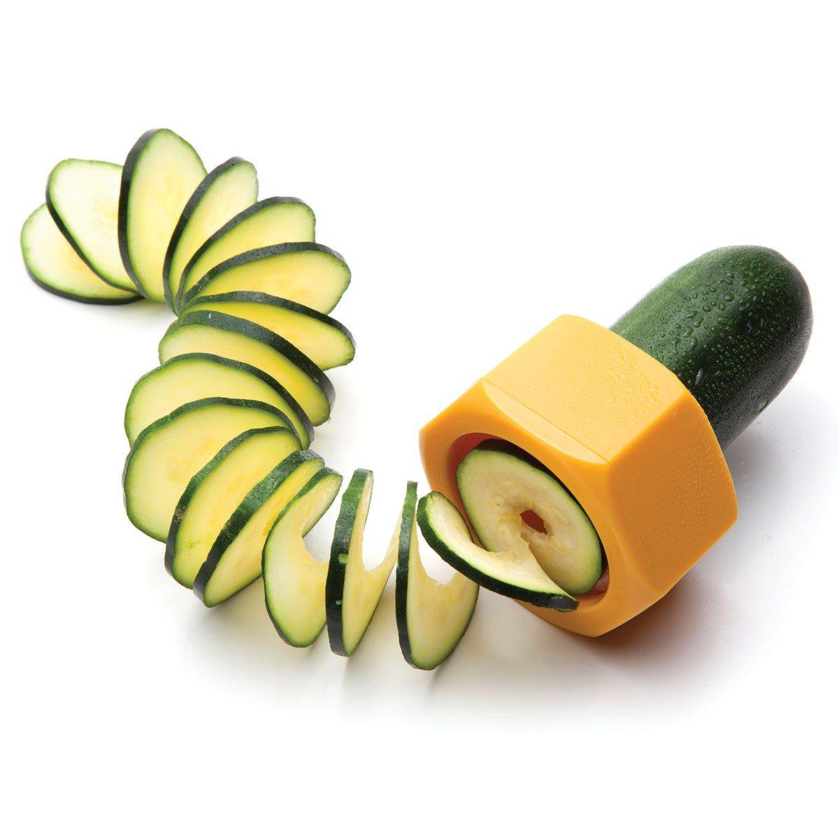 Veggie-twister voor groentespiralen