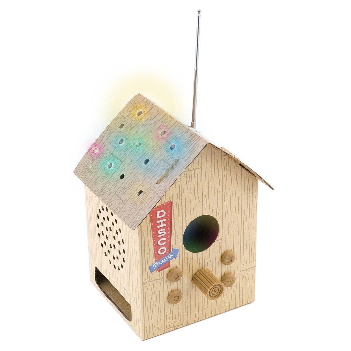 Vogelhuis disco & radio