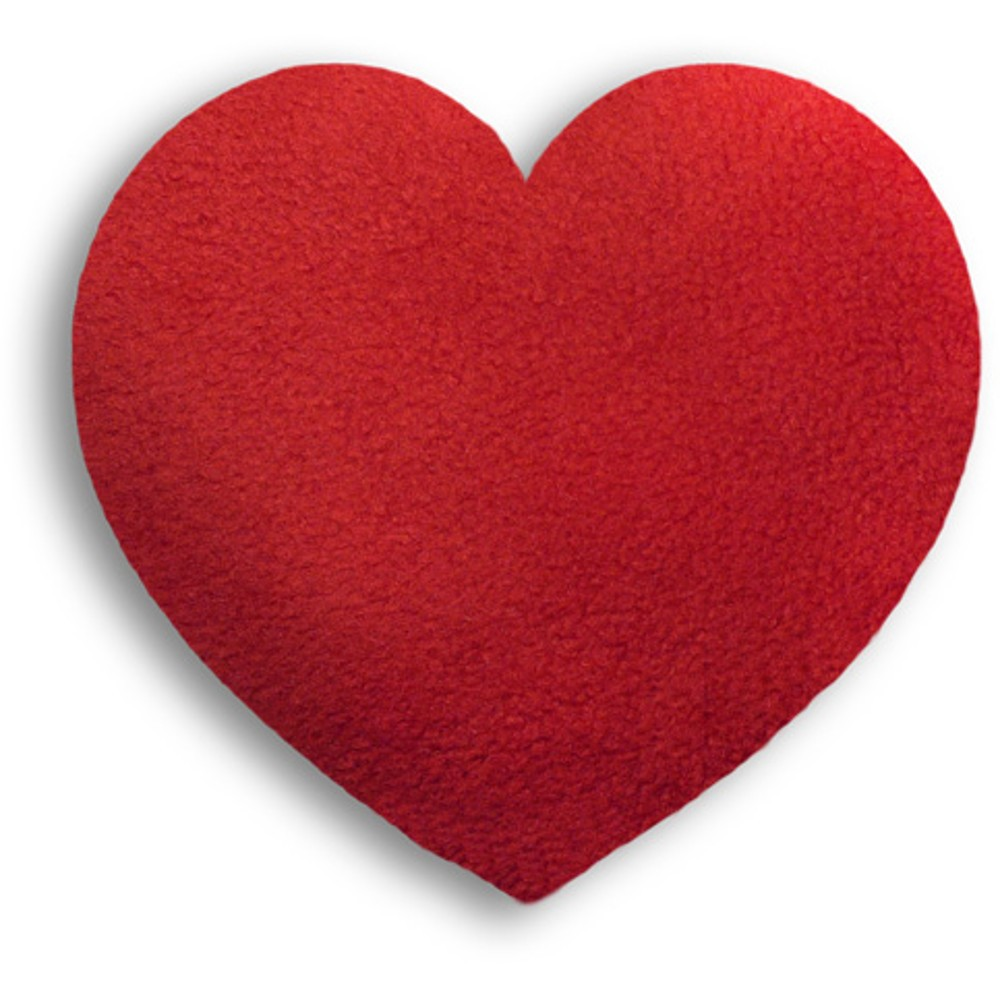 Warmtekussen hart