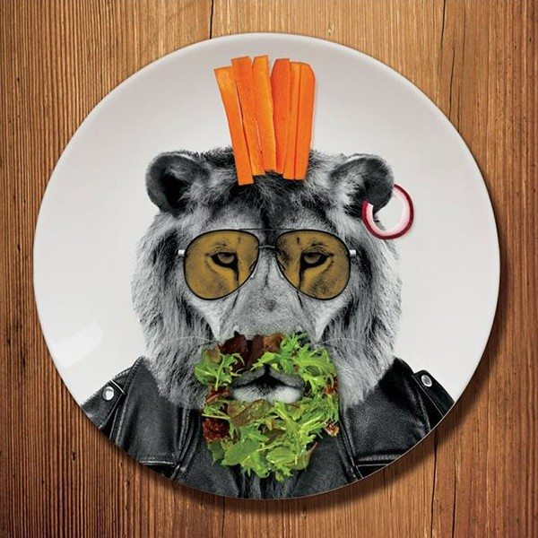 Wild Dining – borden voor party animals