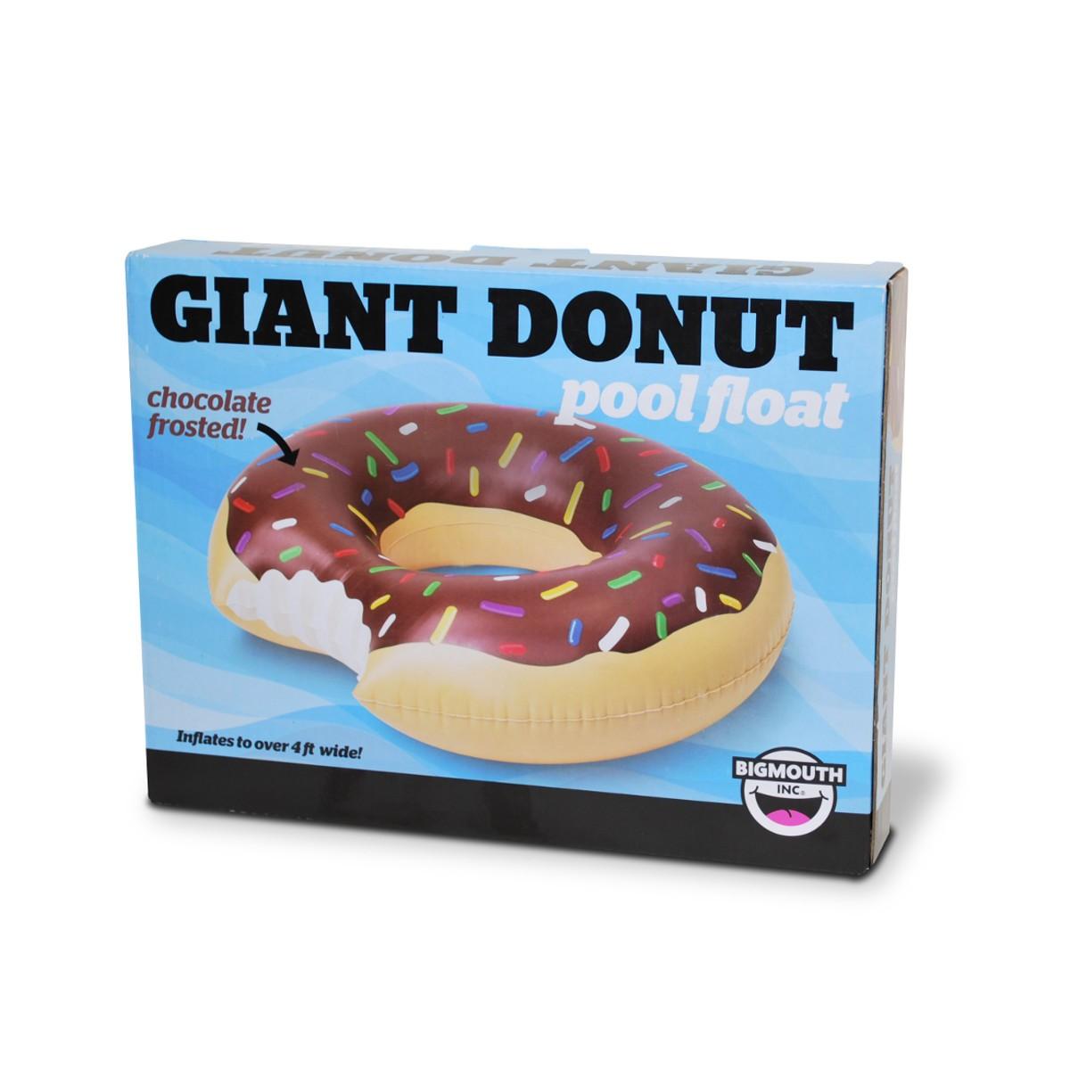 """Zwemband """"Donut"""" - choco"""