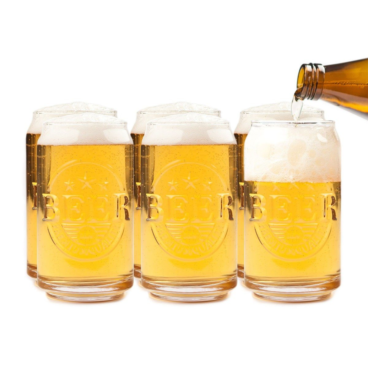 Bierglazen set ''bierblik''