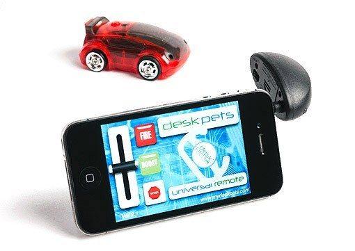 Carbot - smartphone bestuurbare mini-auto