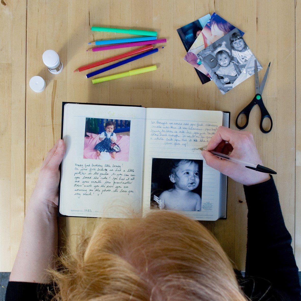 Dagboek - My Life Story