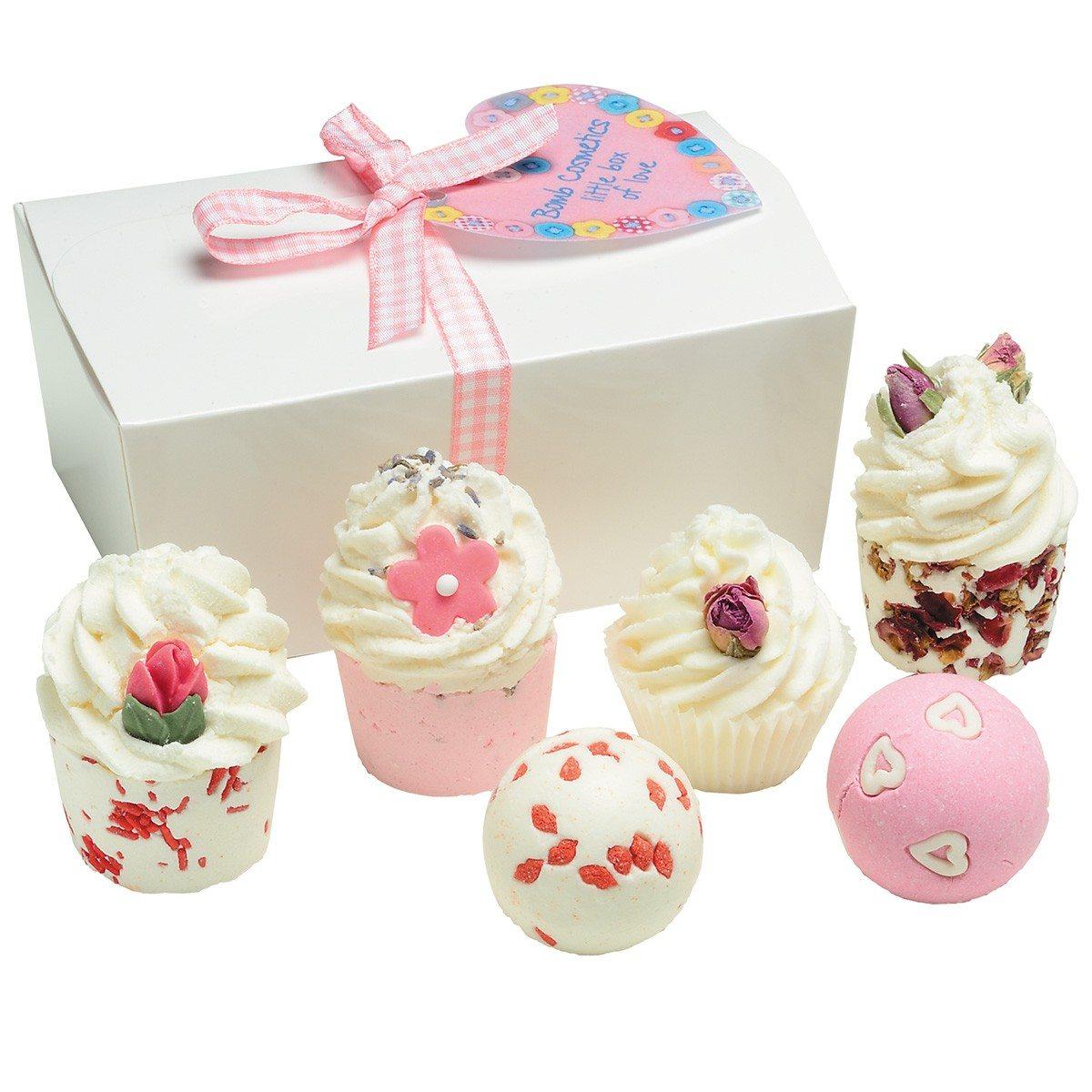 Doosje vol liefde - geschenkdoos voor in bad