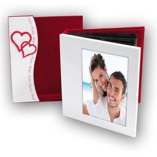 Fotoalbum & Bilderrahmen für die Hochzeit