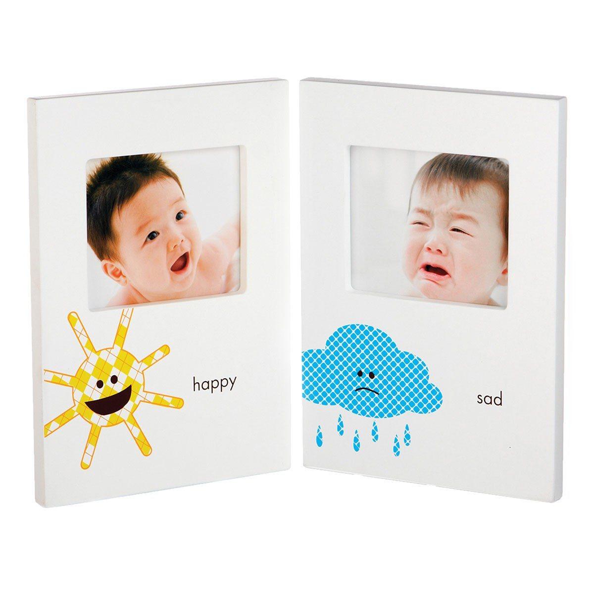 Fotolijstje voor alle stemmingen van je baby