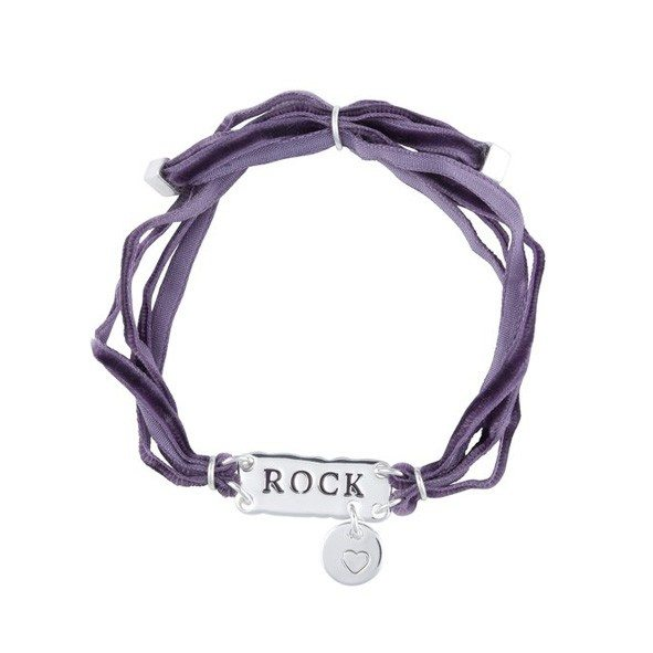 Geluksarmband – Rock