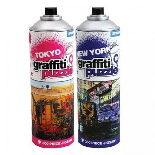 Graffiti puzzel