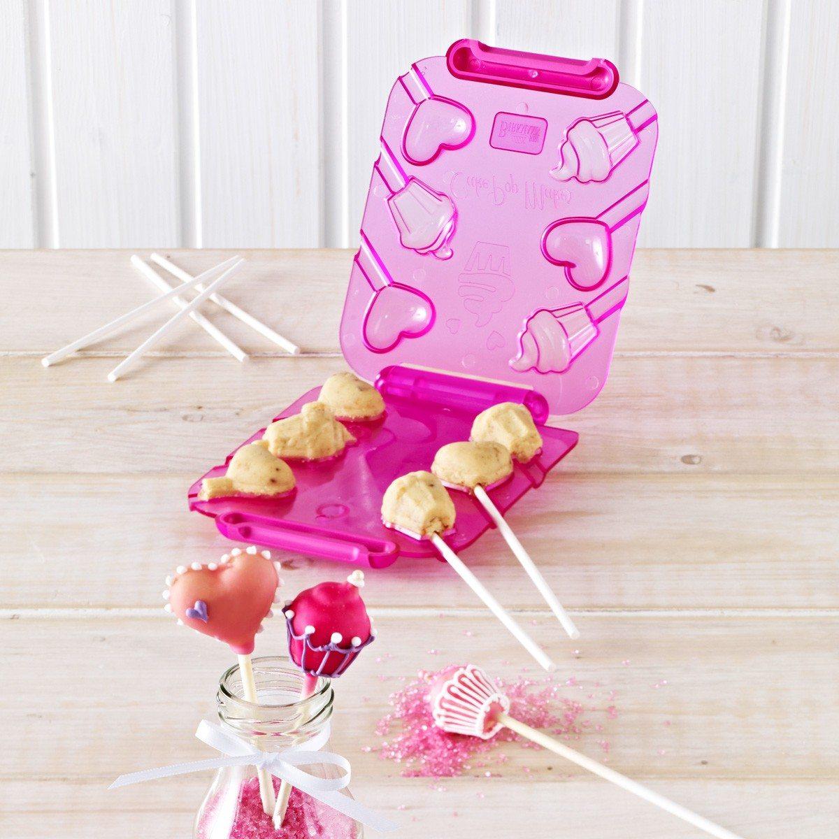 Hartjes & cupcakes - cakepop maker
