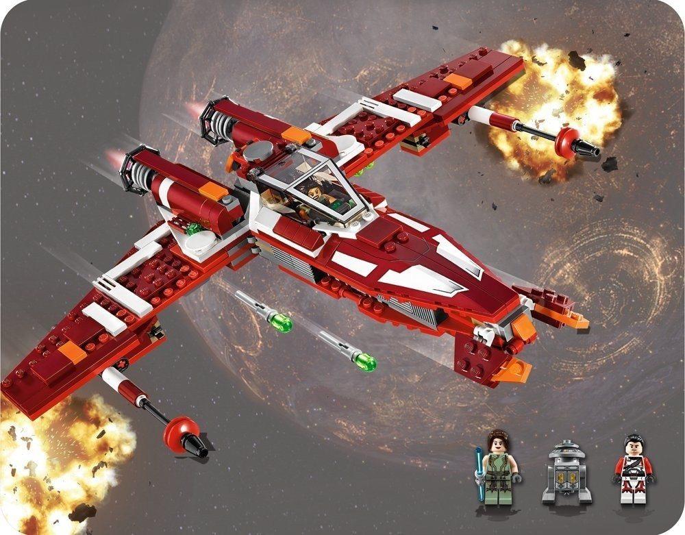 Lego Star Wars: Starfighter