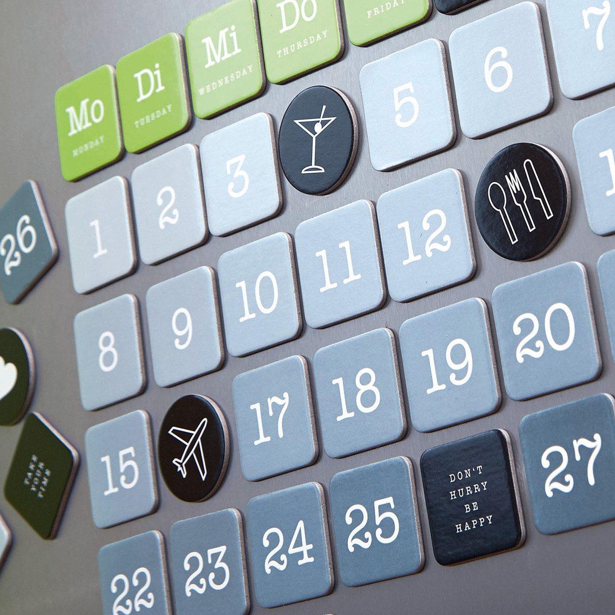 Magnetische kalender