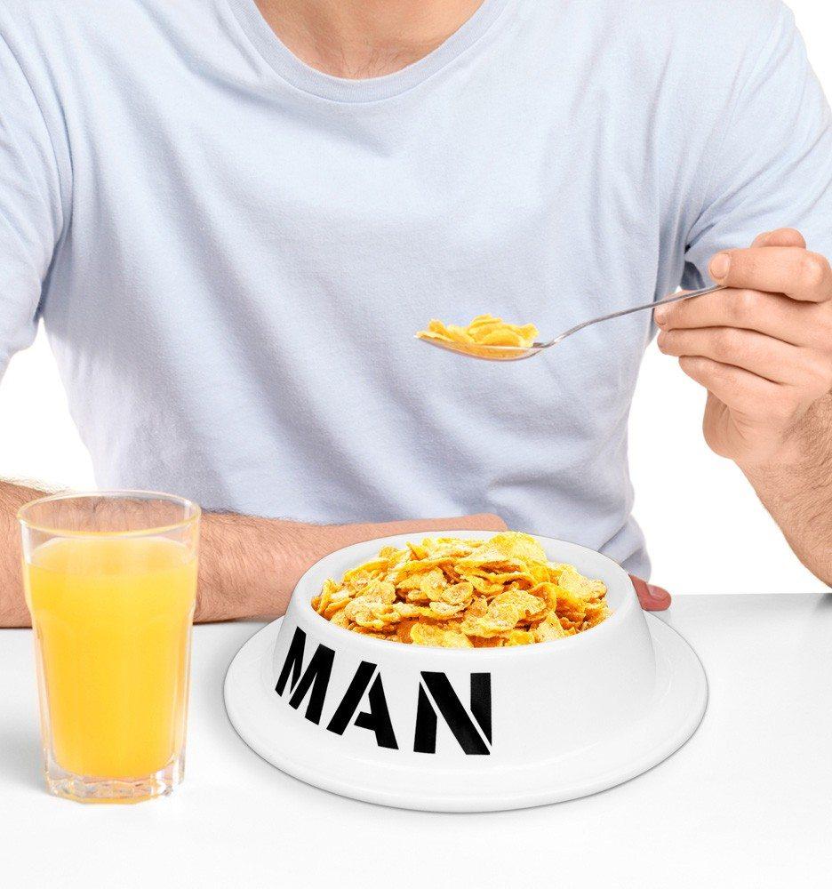 MAN ontbijtkom