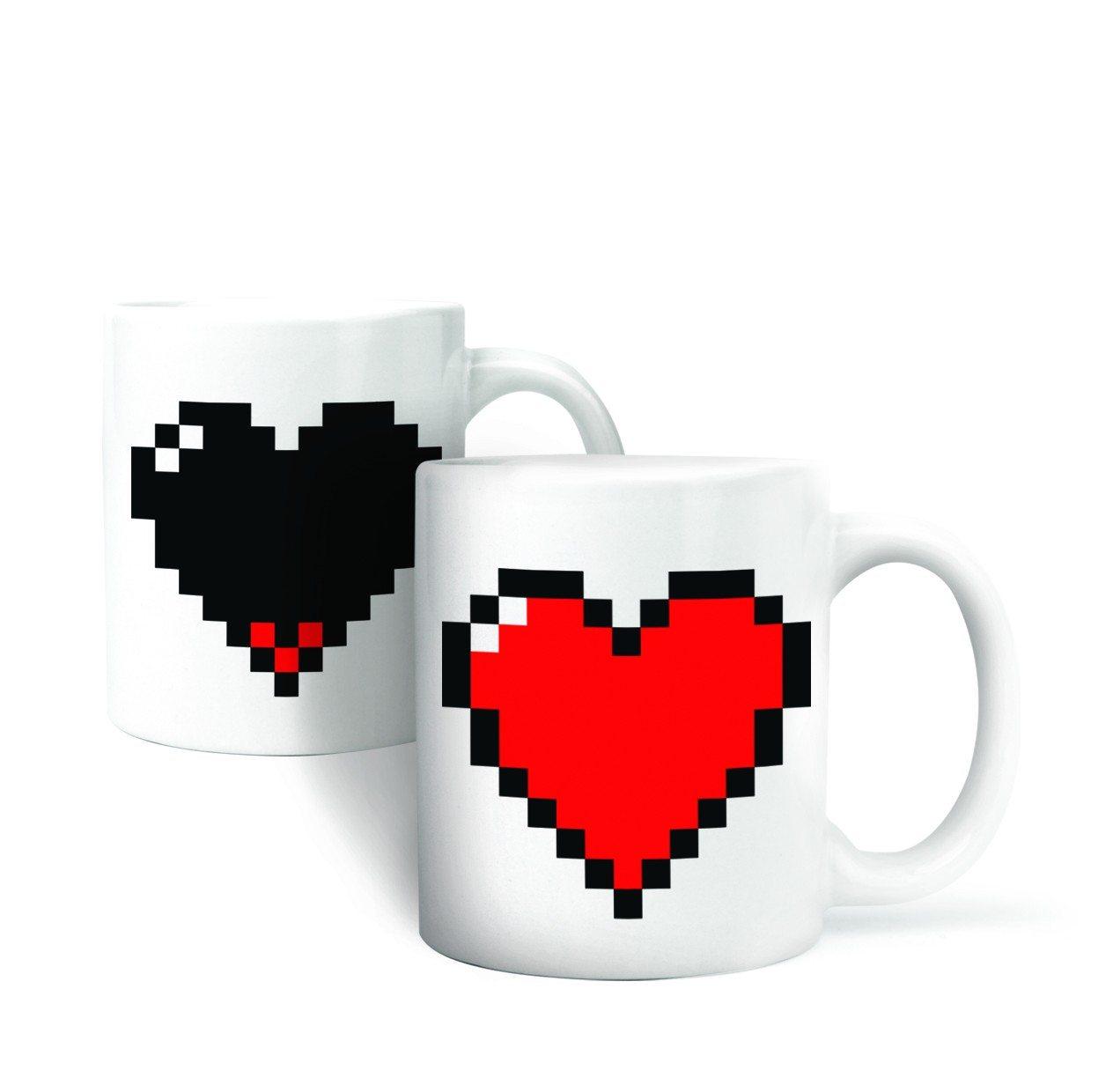 Morph Mug – beker met hart!