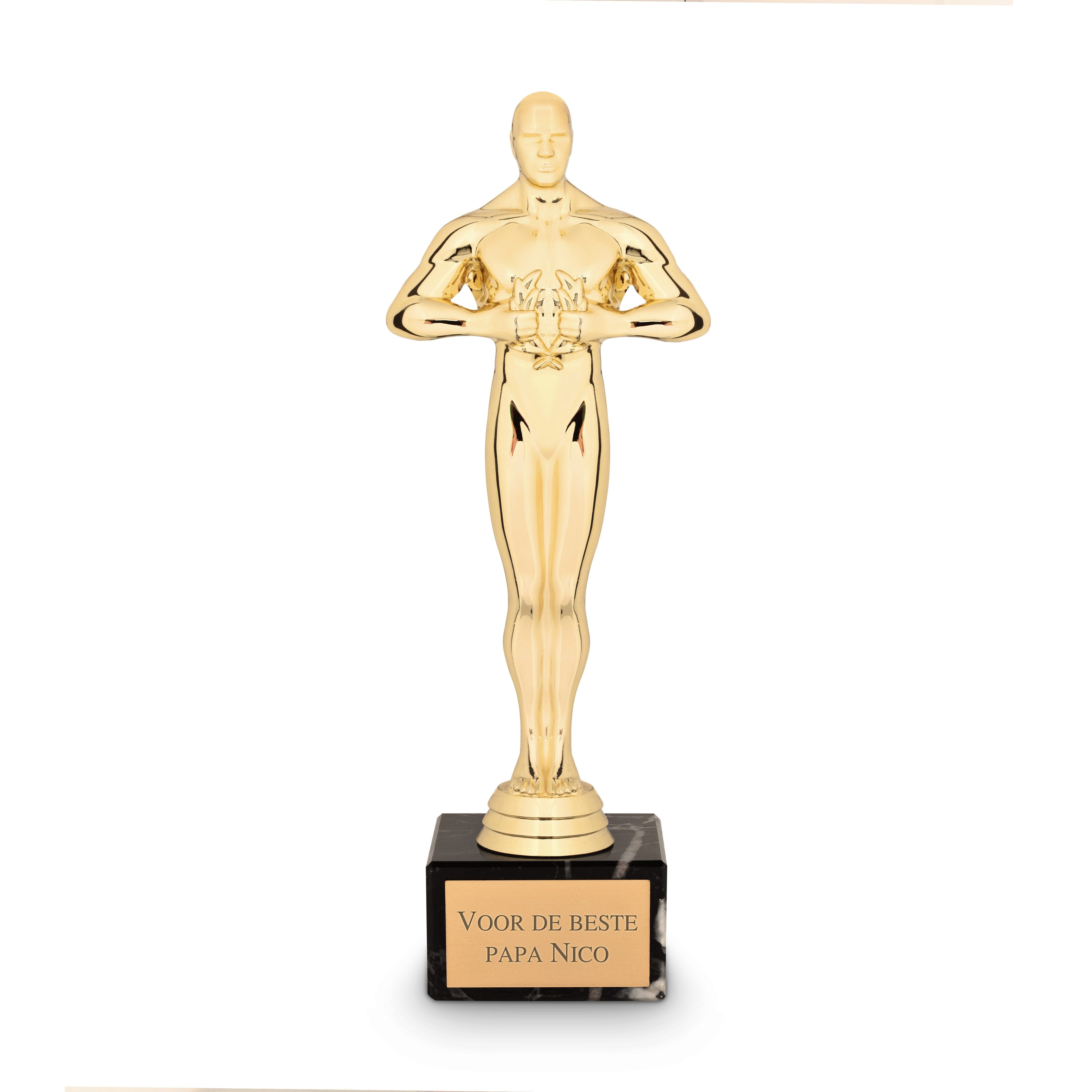 """Persoonlijke trofee """"Victor"""""""