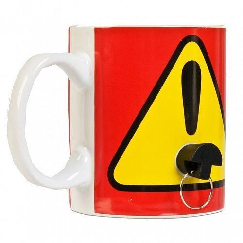 Plug Mug – de beveiligde beker