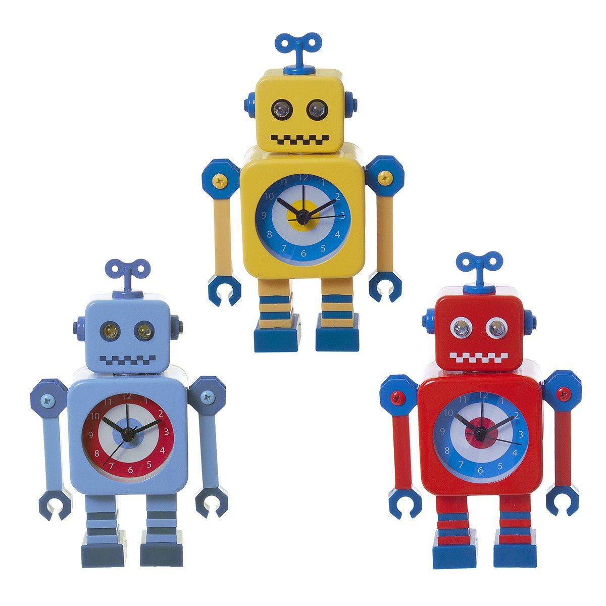Robot - de wekker