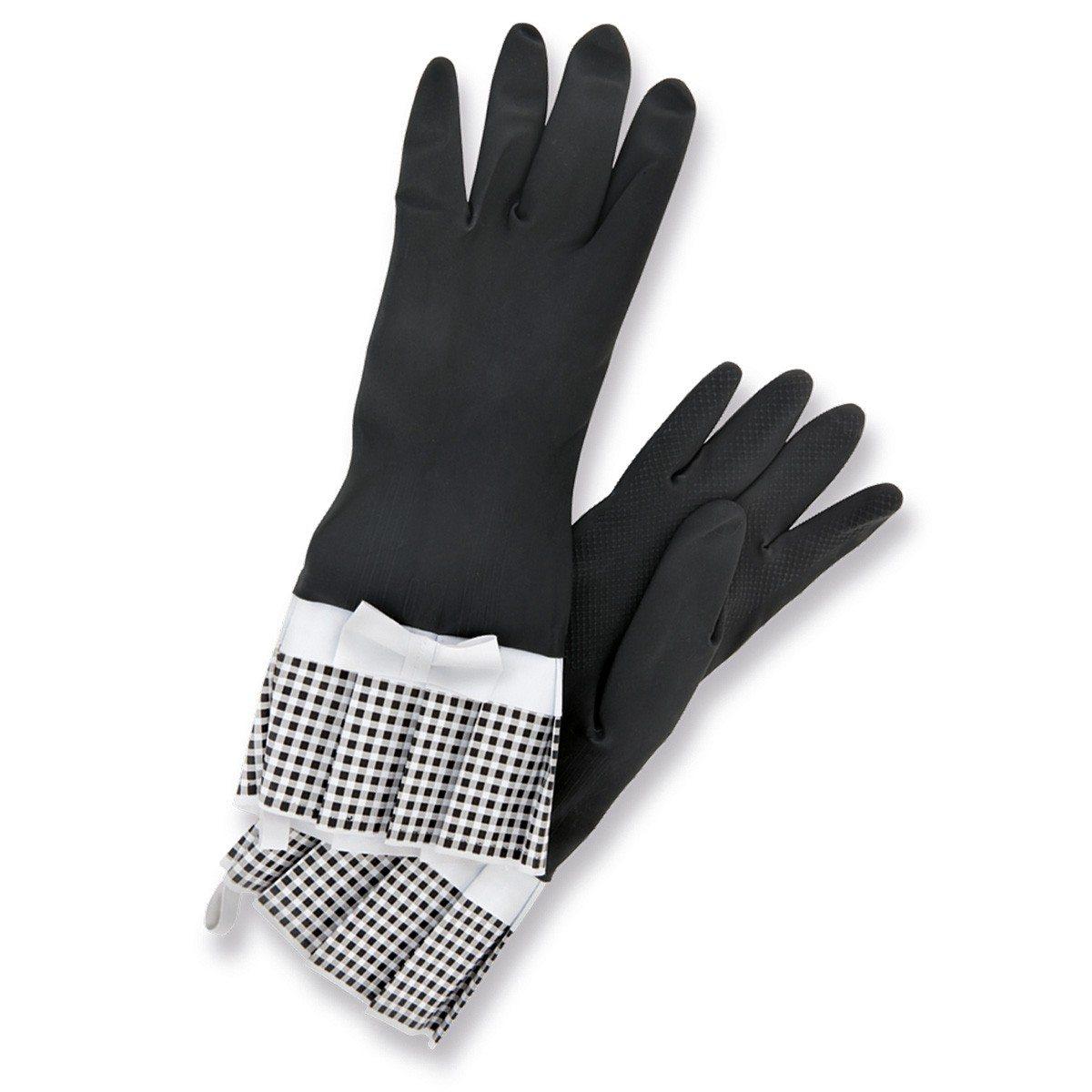 Schoonmaak handschoen in stijl van de jaren '50