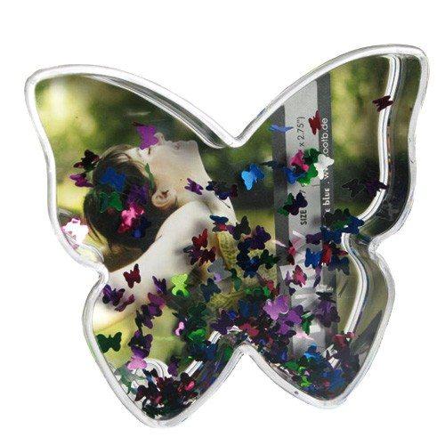 Schüttel-Bilderrahmen Schmetterling