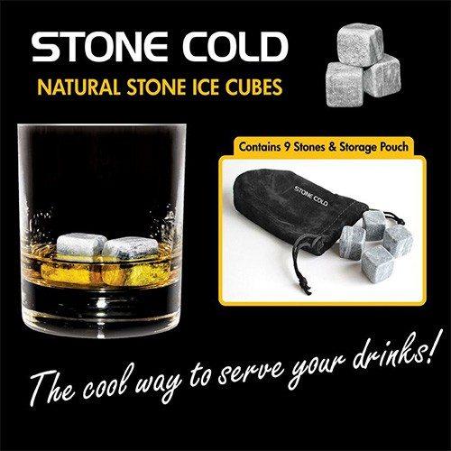 Stone cold - ijsblokjes