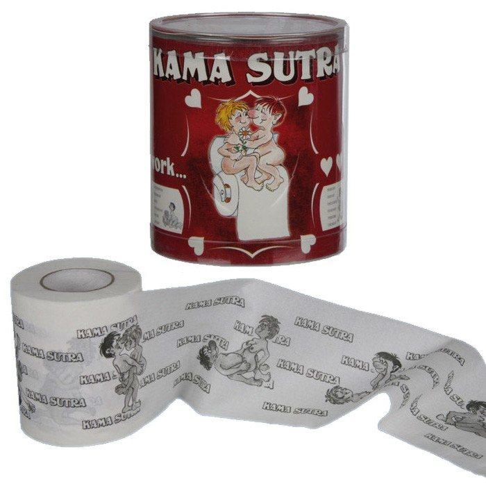 Toiletpapier ''kamasutra''