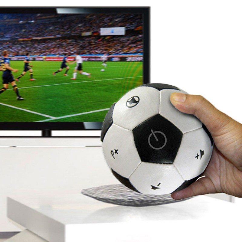 Voetbal-afstandsbediening