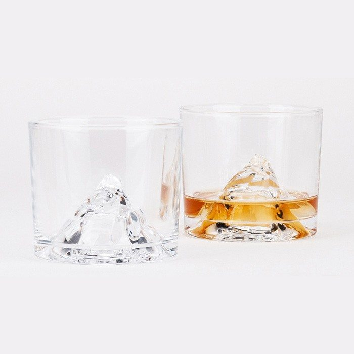 Whisky on the rocks - borrelglas