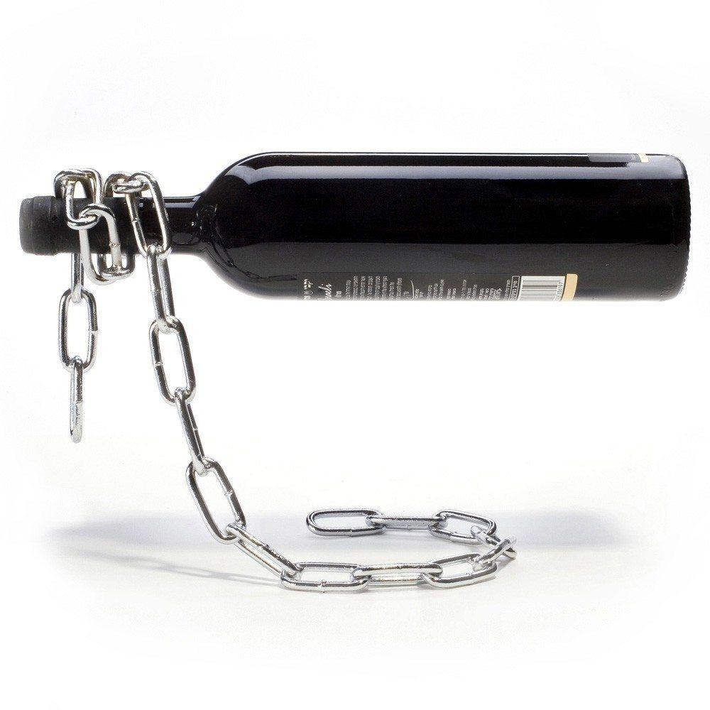 Wijnfleshouder magische ketting