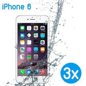 3 x mobieltje beschermhoes voor iPhone 6