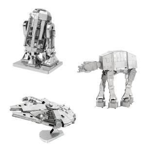 """3D-metaalbouwset """"Star Wars"""""""