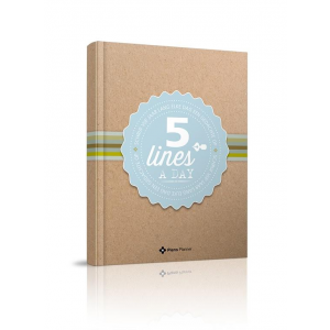 5 lines a day