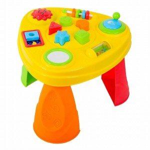 Activiteitentafel voor baby's