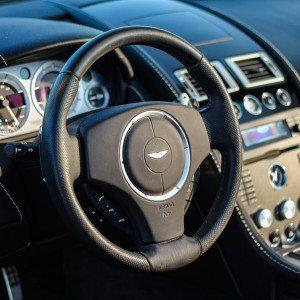 Aston Martin rijden - Amsterdam