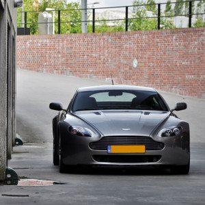 Aston Martin rijden - Eindhoven