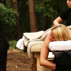 Avond duo massage lounge verwenpakket voor 2 - Grobbendonk