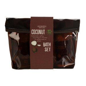 """Badset """"Kokos"""" - tropische geuren"""